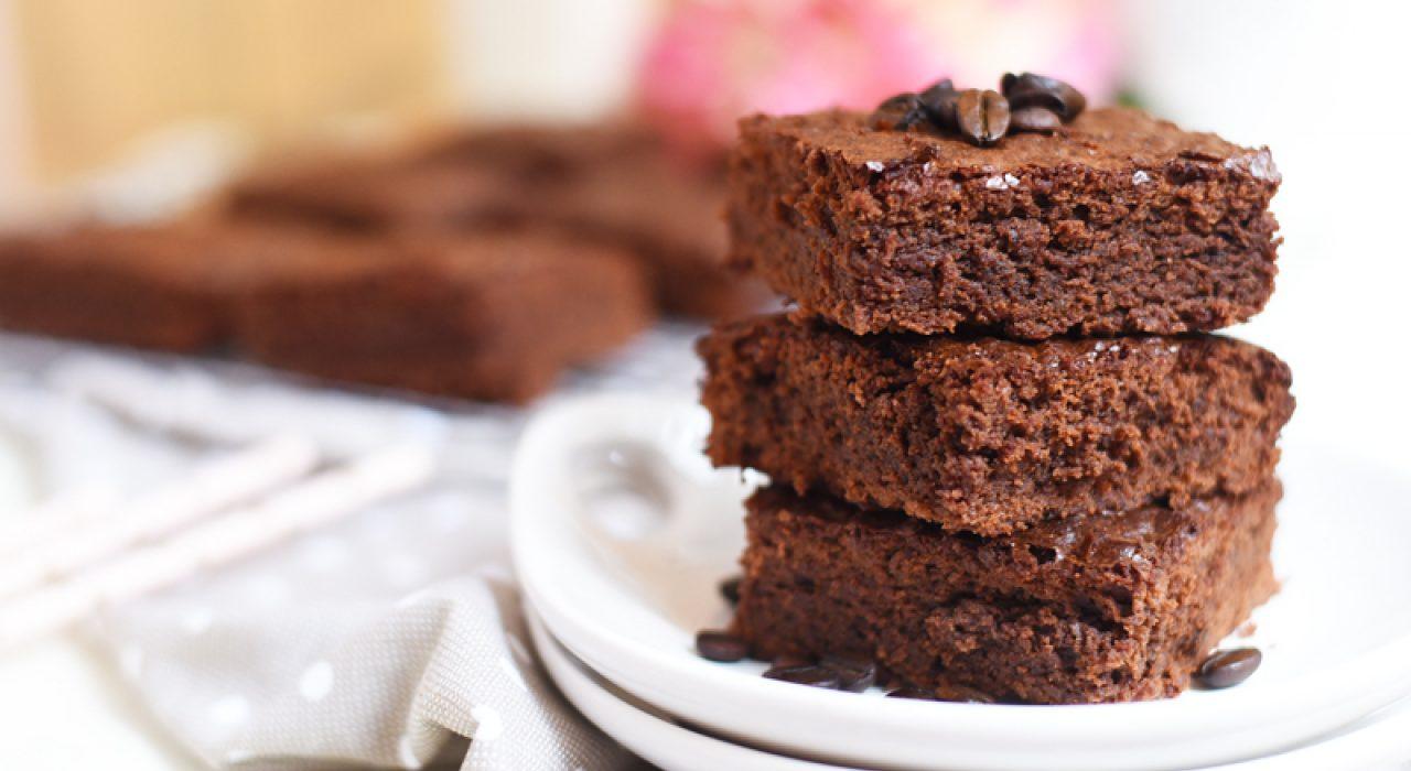 Brownies de Mocha (café y chocolate)