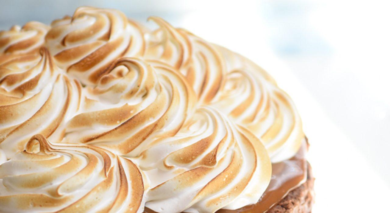 Brownie con Dulce de Leche y Merengue Suizo (y tenemos nuevo look!)