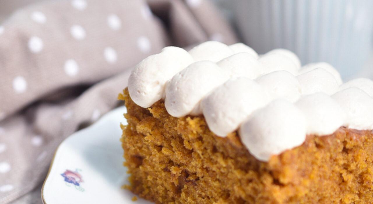 La mejor tarta de calabaza del mundo (súper fácil!)
