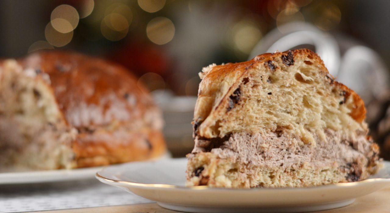 Roscón de Reyes (versión clásica y de chocolate!)