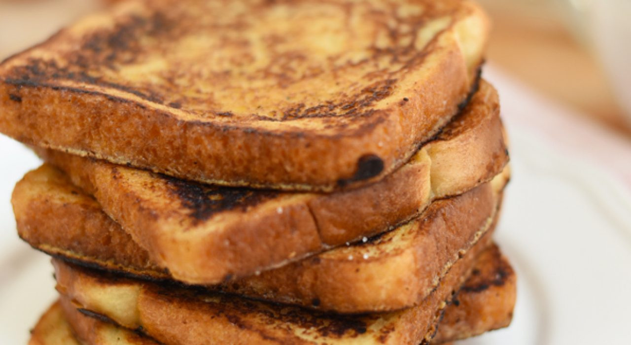 Las mejores tostadas francesas del mundo!