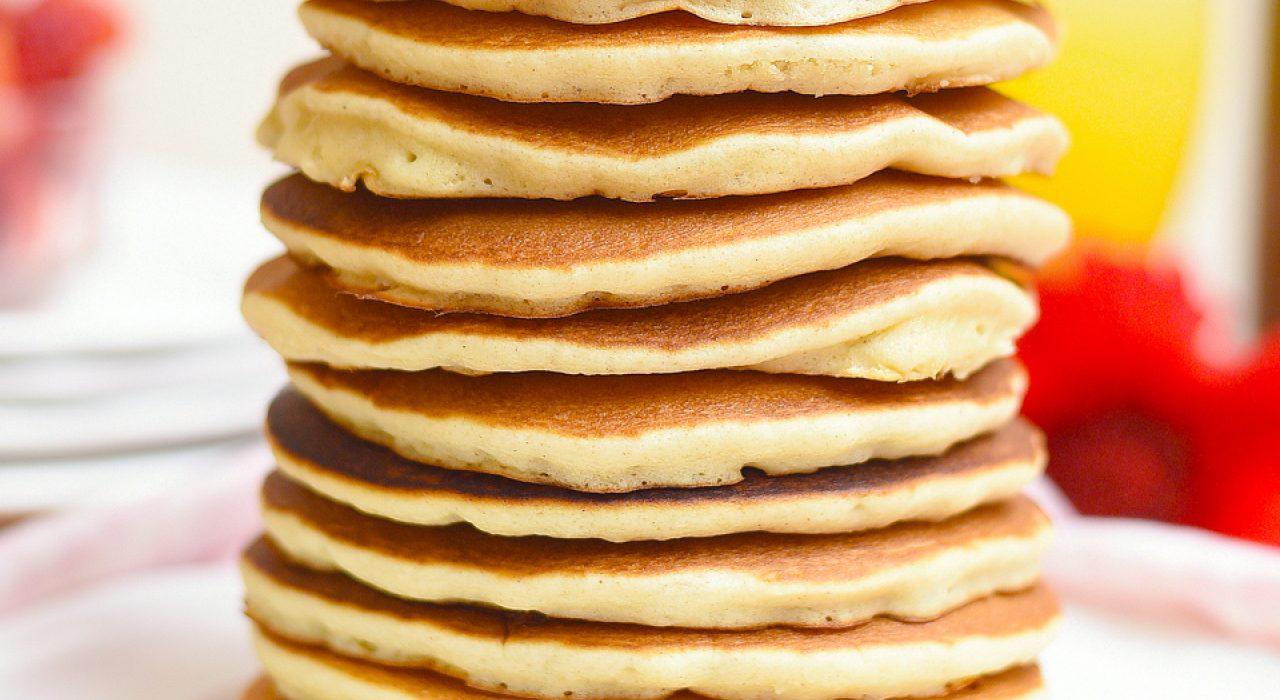 Las mejores panquecas (pancakes, panqueques, tortitas, hotcakes) del mundo, MEJORADAS!