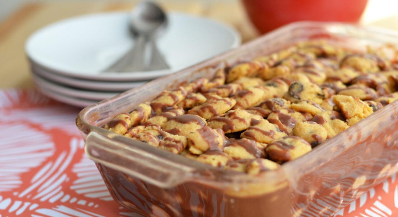Marquesa o Torta helada de chocolate y galletas