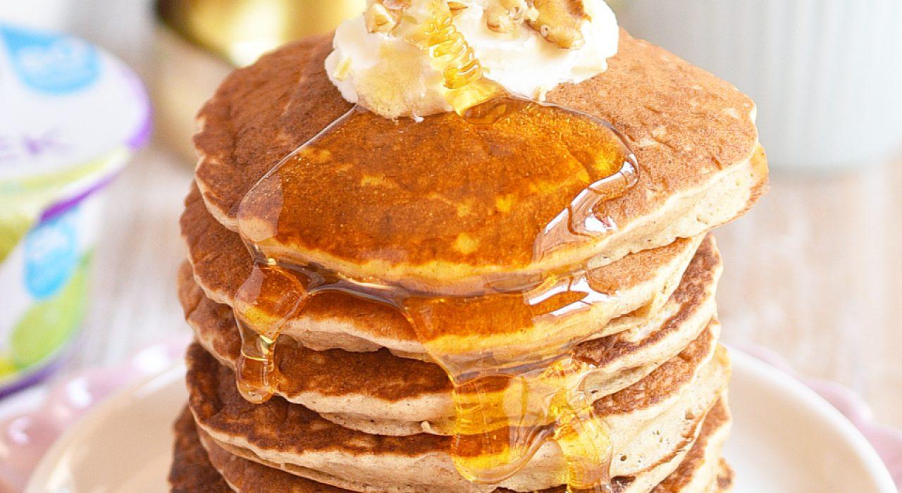 La receta de las pancakes de avena perfectas, y mi rutina diaria para mantener el balance