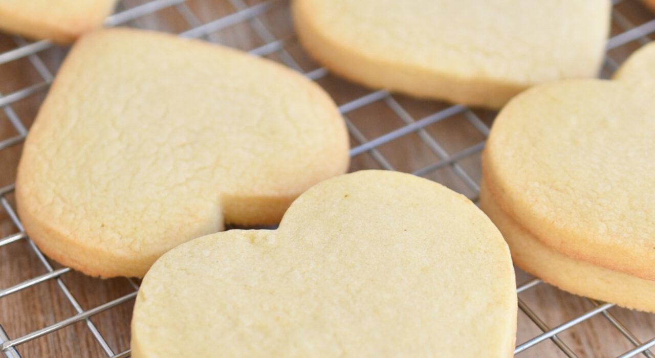 La mejor receta de galletas para usar con cortadores y decorar