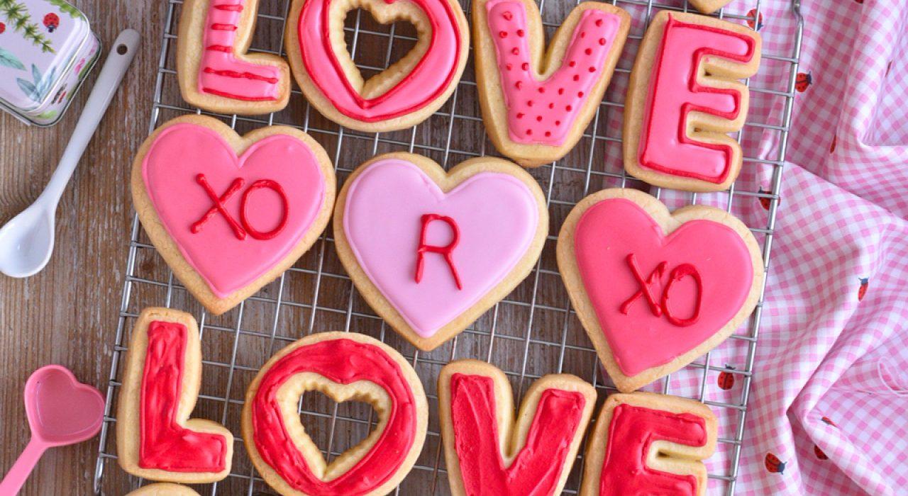 La mejor receta de galletas decoradas con glaseado real