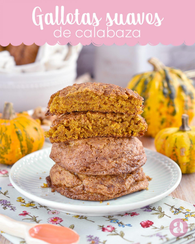 Galletas pumpkin
