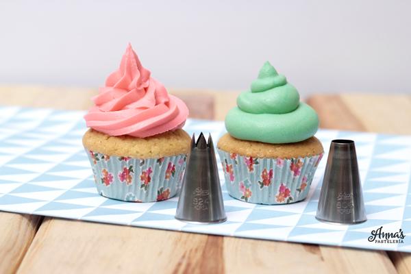 Cómo hacer el frosting perfecto - Blog Annas Pastelería - www.annaspasteleria.com