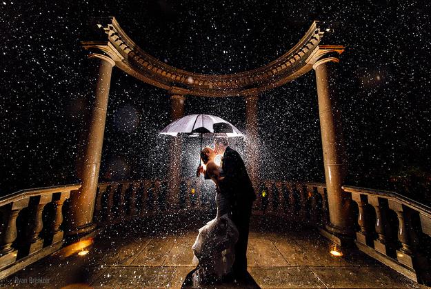 Amor y lluvia, annaspasteleria.com
