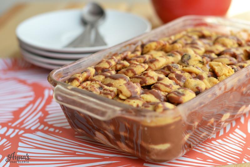 Marquesa o Torta helada de chocolate y galletas, una receta súper fácil y un post precioso en el blog www.annaspasteleria.com