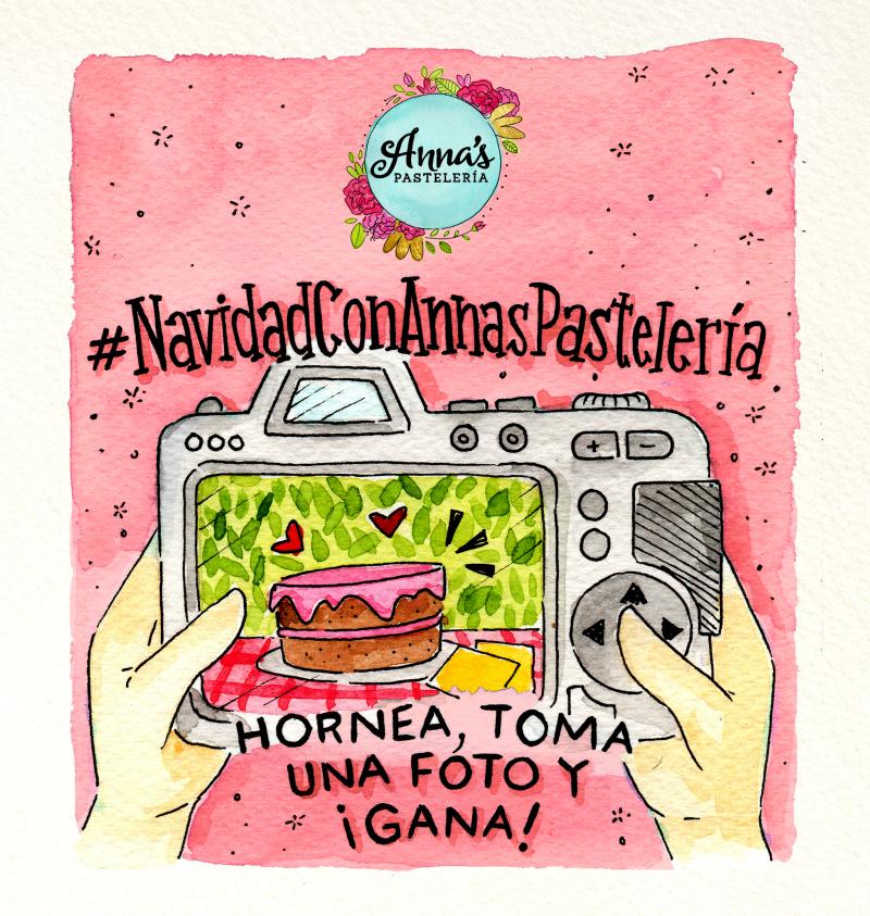 #NavidadConAnnasPasteleria