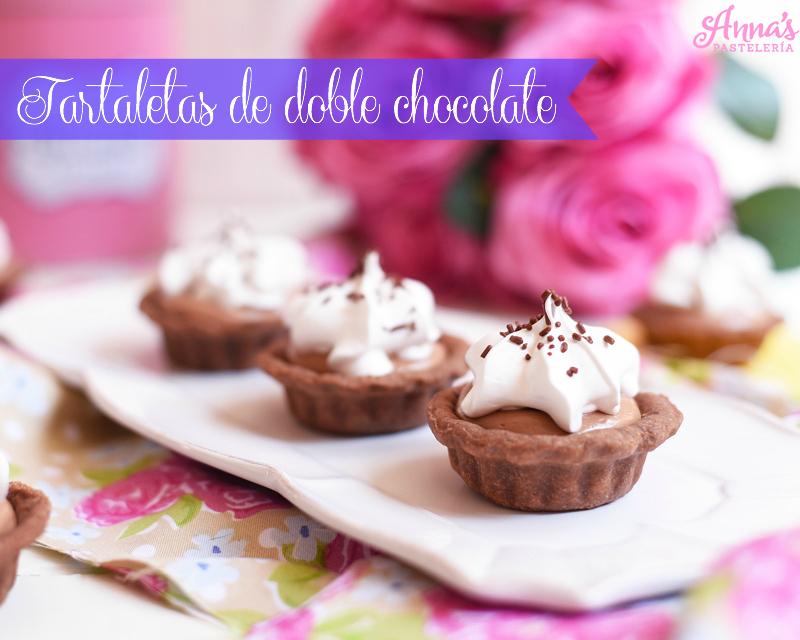 Tartaleta francesa de chocolate, el relleno es como un mousse y la base de chocolate es perfecta para muchas recetas! de Anaisa Lopez de Annas Pasteleria - the best chocolate silk pie recipe from www.annaspasteleria.com